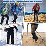 EnergeticSky-Leg-Gaiters-Waterproof-Snow-Boot-Gaiters-for-Men-and-WomenGaiters-for-HikingSnowshoeingHuntingClimbingRunning1000D-Anti-Tear-Oxford-Cloth-Hiking-Gaiters-3