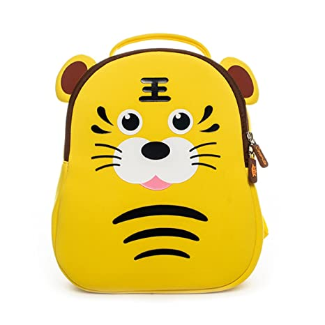 7d7b6fdde4cf00 Cocomilo Toddler Tiger Backpack for Boys and Girls Waterproof Preschool Bag  with Anti Lost Leash: Amazon.ca: Luggage & Bags
