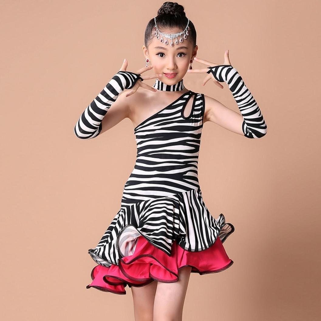 /anni di bambini vestiti party Girls latina Ballet Dress Dancewear costumi da ballo squarex 2/
