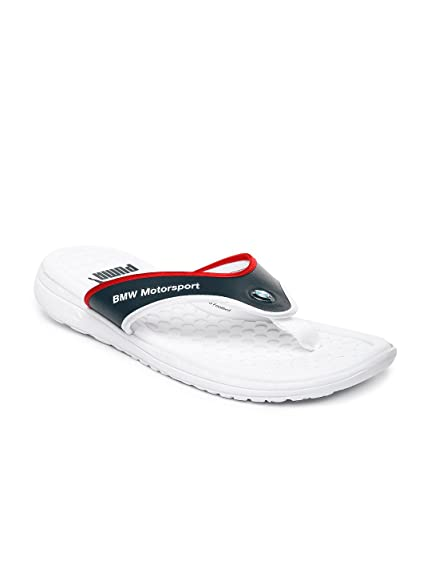 40d15e0210d Puma Men s Bmw Ms Slip In Flip Flops  Buy Online at Low Prices in ...