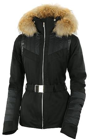 beaucoup de choix de braderie doux et léger Duvillard Teide Veste de Ski Femme: Amazon.fr: Sports et Loisirs