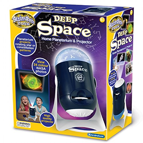 Brainstorm Toys Deep Space Home Planetarium and Projector by Brainstorm Toys (Image #6)