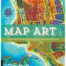 Map Art Lab (Lab Series)