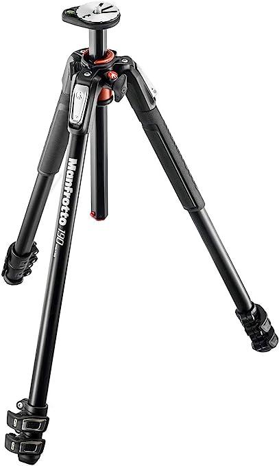 Manfrotto Mt190xpro3 Aluminium Stativ Mit 3 Segment Kamera