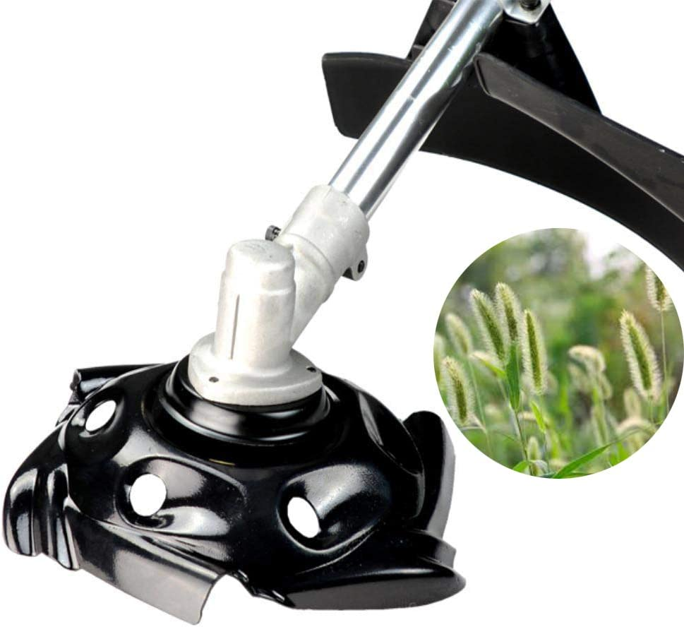 chen sen lin1 Liuchengxian Gasolina Mower Máquina Universal de Corte y riego Garra de Disco Weeder Removedor de Cuchilla Accesorios Accesorios de cortadora de césped