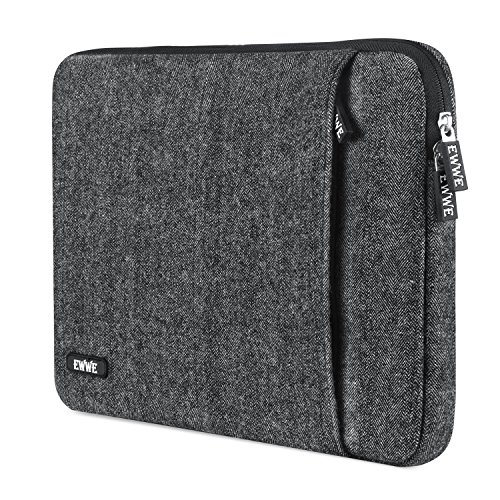 EWWE 360° Protective Laptop Sleeve Bag Case Cover Briefcase for Apple 13