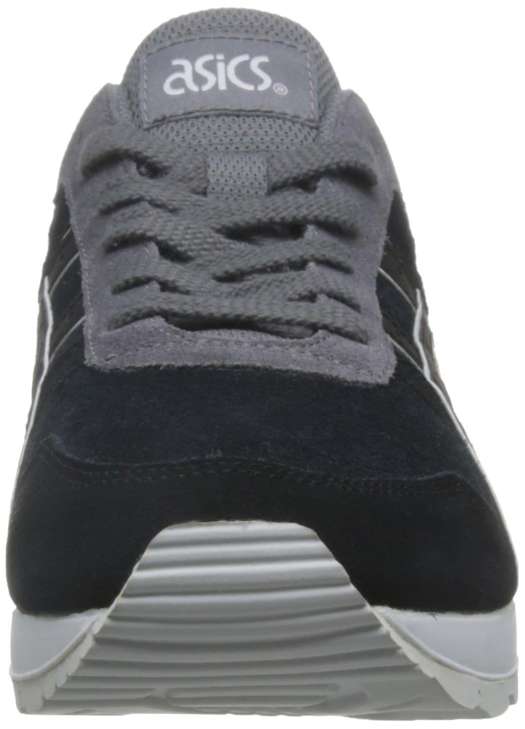 ASICS B00ZQ8B7SK GT II Retro Sneaker B00ZQ8B7SK ASICS 7 M US Black/Grey 535213