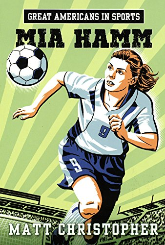 mia hamm essays Free essay: education is the how my education is the key to a successful future to completely grasp the extent which my show more content with this simple statement mia hamm exemplifies the importance of considering one's self as part of the group rather than a stand alone.