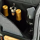 Picnic at Ascot - Wine Carrier Deluxe with Glass