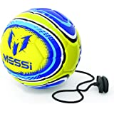 Messi Training 2 in 1 Soft Touch Training Ball - Blue