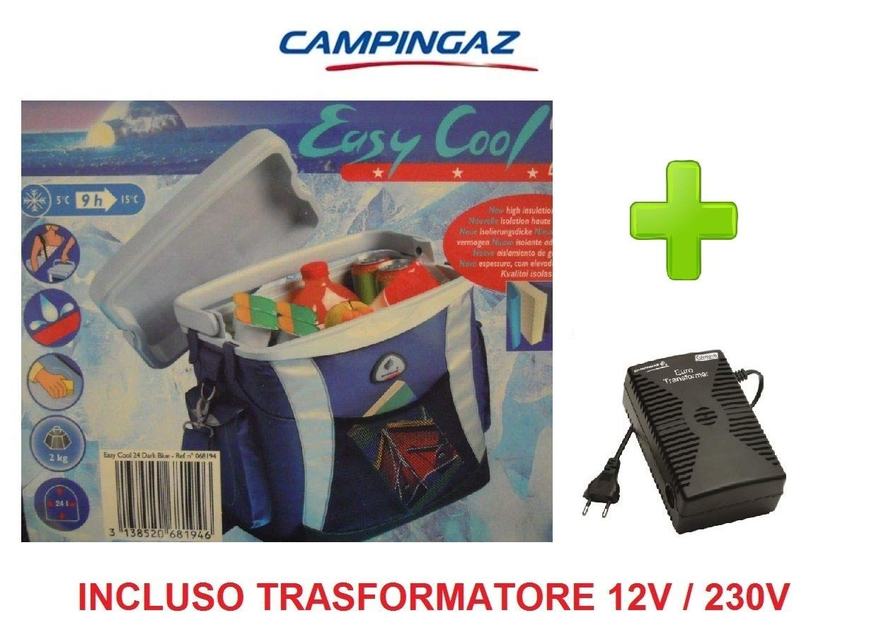 ALTIGASI Nevera Mini Nevera PowerBox 24 L Comfort 12 V con Bolsa ...