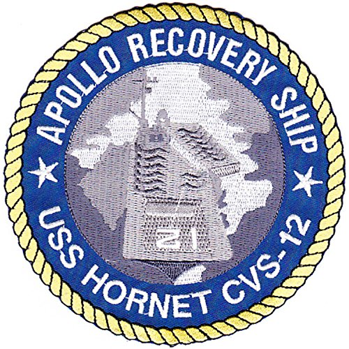 Hornet Carrier (CVS-12 USS Hornet Patch Apollo Recovery)