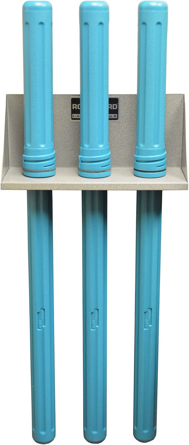 Rod Guard Storage Rack for 36/' TIG Rod Canisters