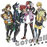【店舗限定特典】 Gotcha!! ( 初回限定盤 )( 缶ミラー 付き)