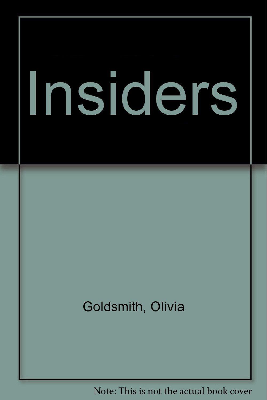 Read Online Insiders pdf epub