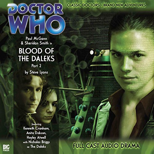 Steve Smith Part (Doctor Who - Blood of the Daleks Part 2)