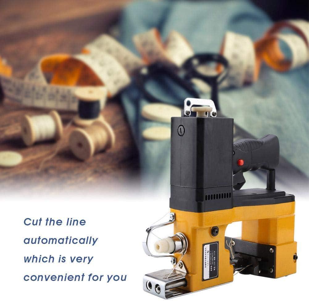 Bolso eléctrico portátil industrial, máquina de costura del lacre ...