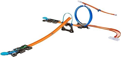 Hot Wheels DGD29 Track Builder Starter Kit playset