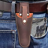 Genuine Leather pliers holster Electrician Scissors