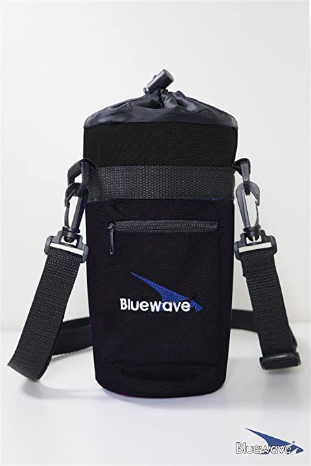 Hands free Water Bottle holder clip hiking sports jogging  Blk,Blu,Yel,Red,Green