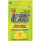Jelly Belly Lemon Lime Sport Beans Candy, 1 Ounce (Pack of 24)