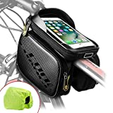 """Cool Change Bike Frame Bag Touch Screen 