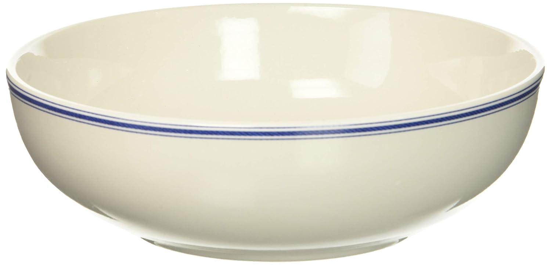 Paula Deen Stoneware Serveware Round Serving Bowl, 9-Inch, Country Barnyard, Blue Rachael Ray 46796