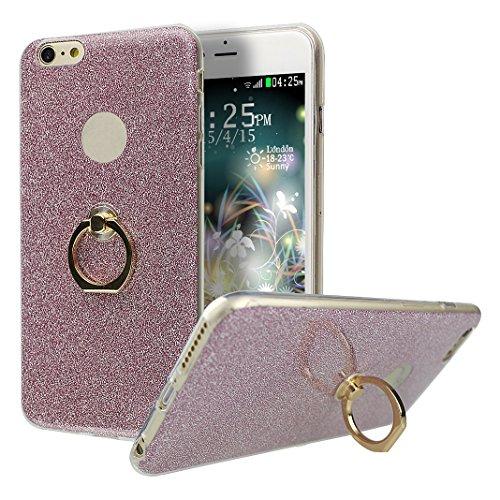 iPhone Plus Rosa Schleife Transparent