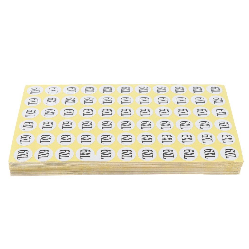 Baoblaze Etiqueta de Ropa Pegitinas de Precios Llavable Productos de Laboratorio Ciencias Accesorios - 10: Amazon.es: Oficina y papelería