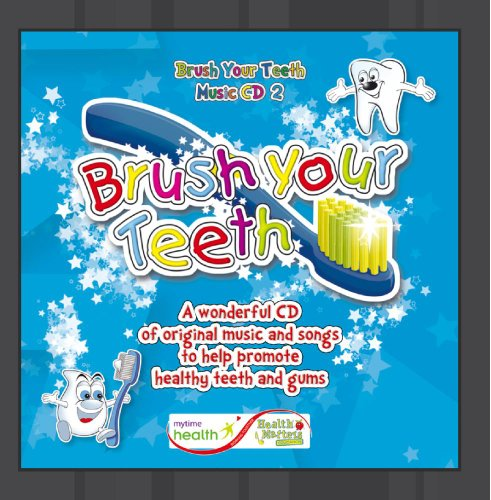 Price comparison product image Brush Your Teeth - Music CD 2 (4-7yrs)