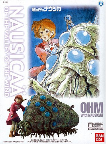 Nausicaä of the Valley of the Wind - Ohm with Nausicaä Model Kit
