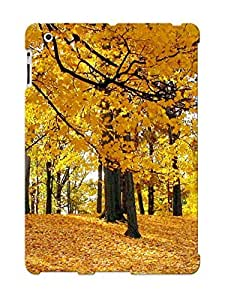 Chistmas' Gift - Cute Appearance Cover/tpu BtZnYiF1030UpsSI Autumn Landscape Case For Ipad 2/3/4