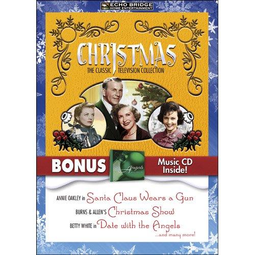 DVD : Classic TV Christmas: Volume 1 (Bonus CD, Repackaged, 2 Disc)