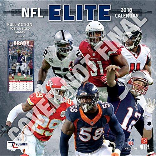 NFL Elite 2019 Calendar - Calendar Minnesota Vikings Wall