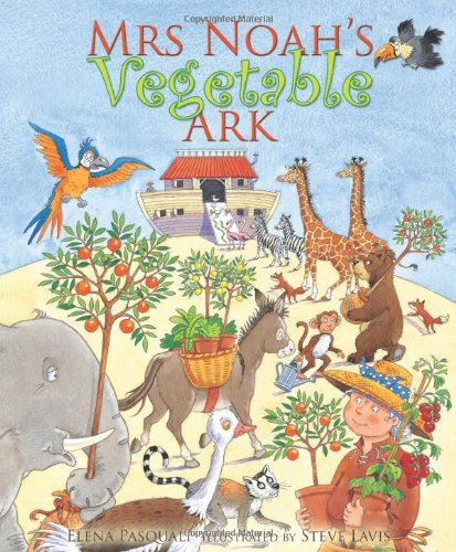 Read Online Mrs Noah's Vegetable Ark pdf epub