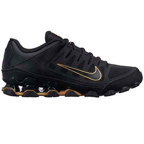 Nike Reax 8 TR, Zapatillas de Deporte para Hombre, Negro