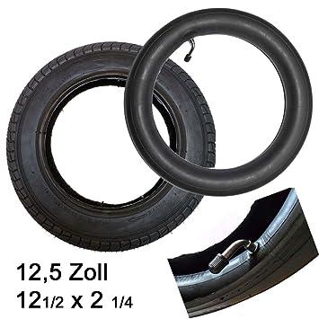 2 x Kinderwagen Reifen /& 2x Schl/äuche 12 1//2 X 2 1//4 Slick OBaby Zezu Emmaljunga Joolz Day