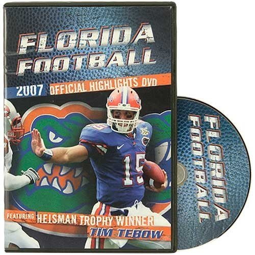 Florida Football 2007 Official Highlight DVD (Dvd Football Highlights)