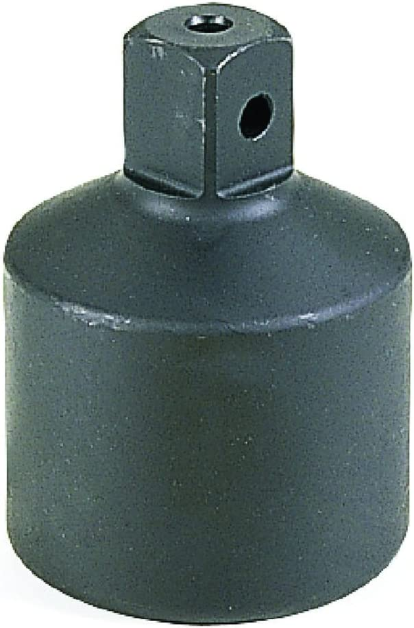 Grey Pneumatic 5009AB Socket Adapter with Friction Ball