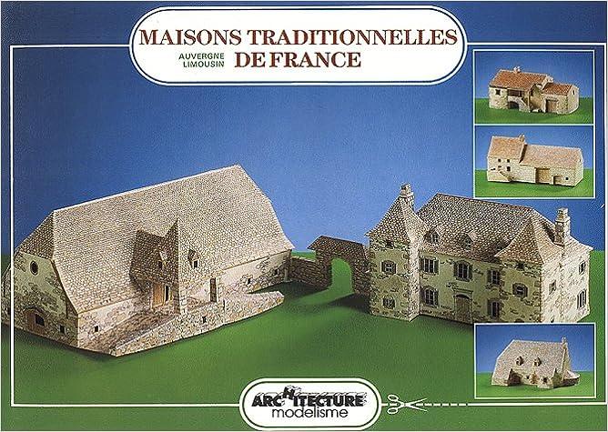 Download Maisons d'Auvergne et du Limousin, numéro 6 pdf, epub