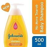 Johnson's Baby No More Tears Baby Shampoo 500ml