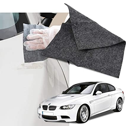 Amazon Com Transy Car Scratch Remover Scratch Removal Smart Towel