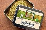 Delitaliana Premium Organic Fennel Pollen, 14 Gram Tin