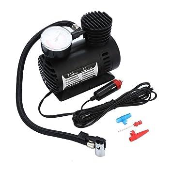Amazon.com: Bomba de aire – Mini compresor de aire eléctrico ...