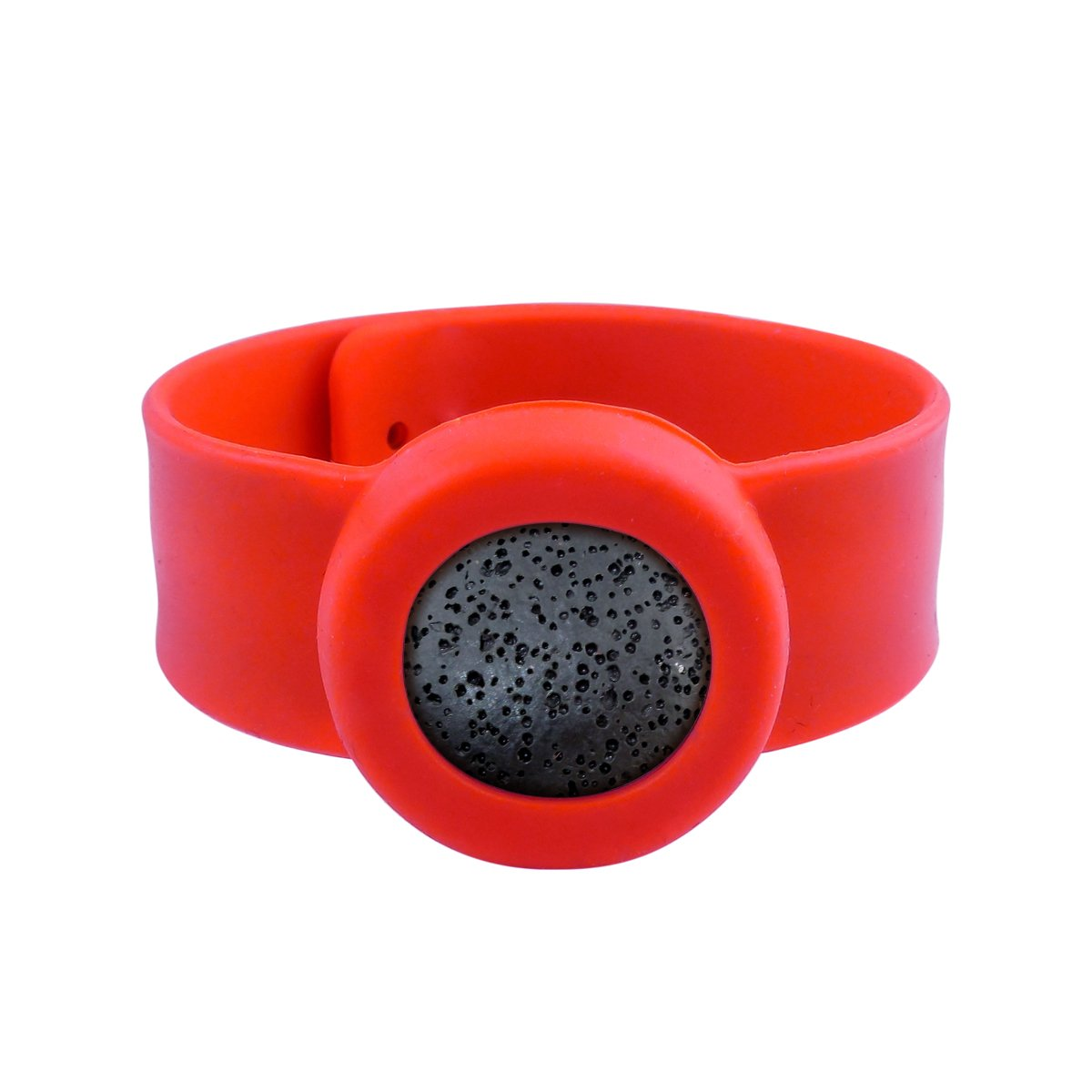 NewStar Lava Stone Essential Oil Slap Bracelet Silicone Rubber Birthday Party Favors Gifts