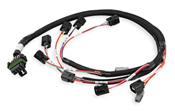 Amazon com: Holley 558-315 Holley Ignition Coil Harness For