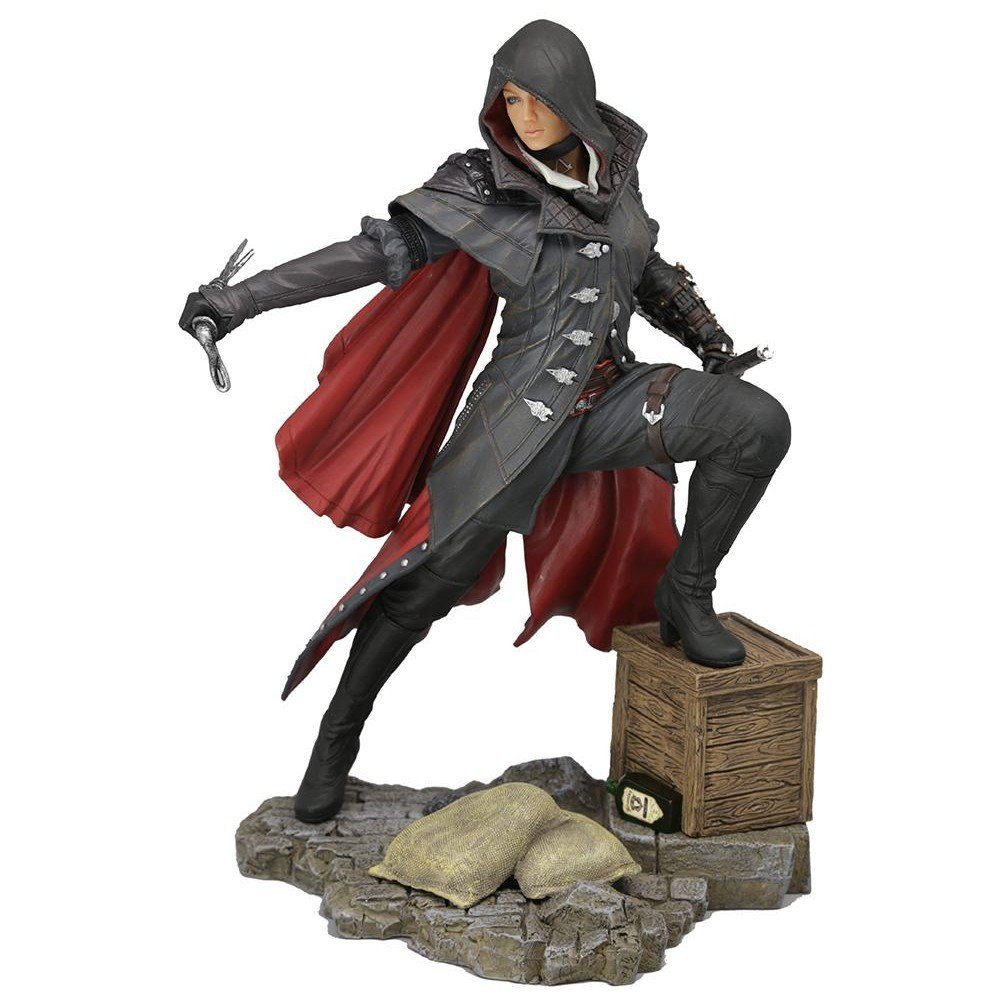 comprar barato Ubisoft - Figura Evie  The The The Intrepid Sister, Assassin'S Creed  Syndicate  precio al por mayor