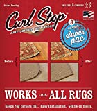 Curl Stop Anti-Curling Rug System (Super Pac of 8 Corners)