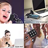 Docooler USB Microphone Plug and Play PC Condenser