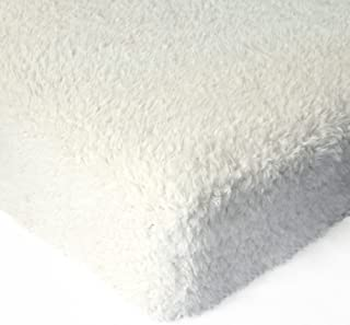 product image for Sherpa Sheets - Llama Fur Fitted Bed Sheet (Twin)
